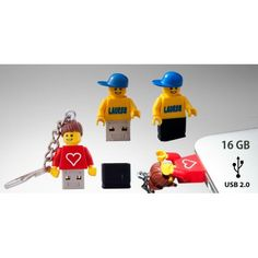 usb stick 16GB lego