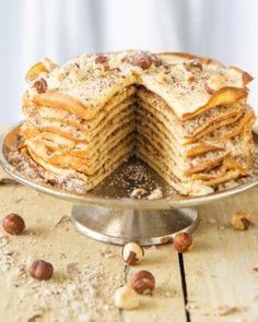 Parížske tyčinky: Dobroty ako pod snehovou perinou Apple Pie, Pancakes, Breakfast, Desserts, Food, Morning Coffee, Tailgate Desserts, Deserts, Essen