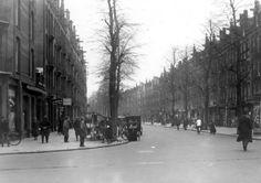 Javastraat, Indische Buurt te Amsterdam, 1936.