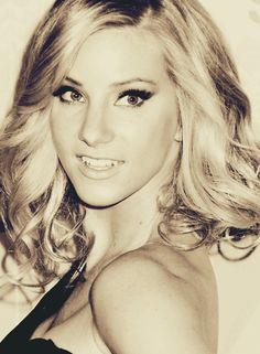 Heather Morris - Love her