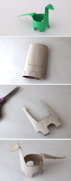 Toilet Paper Roll Crafts - Get creative! These toilet paper roll crafts are a great way to reuse these often forgotten paper products. You can use toilet paper rolls for anything! creative DIY toilet paper roll crafts are fun and easy to make. Craft Activities, Preschool Crafts, Crafts For Kids, Arts And Crafts, Paper Crafts Kids, Summer Crafts, Crafts For Camp, Wood Crafts, Quick Crafts