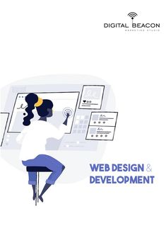 Digital beacon marketing studio is a full-stack web development services provider. We offers custom web development and CMS Services in delhi, India. Digital Marketing Services, Seo Services, Social Media Marketing, Le Web, Business Goals, Design Development, Web Design, Branding, Website