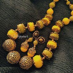 Vibgyour. terra cota jewellery. clay jewellery.Contact : +1 408-516-4434. 21 November 2016