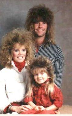 {cabelo 80's: quem curte?} #estilo #80s