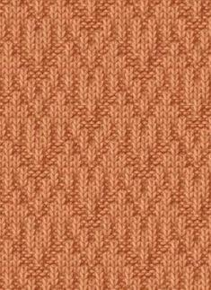 Schemes of beautiful knitting patterns