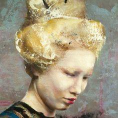 Lita Cabellut (1961) - A Spanish Painter - Fine Art and You - Painting blog| Digital Art| Illustration| Drawing Blog| Art History