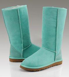UGG Boots 5815 Green AAA