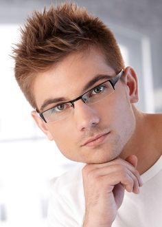Warm Dark Blonde Hair For Men