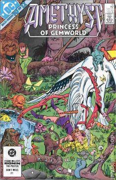Amethyst Princess of Gemworld (1983 DC) 10