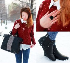 Large City Bag (by Wioletta Mary Kate) http://lookbook.nu/look/4472335-Large-City-Bag