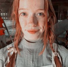 Amybeth Mcnulty, Gilbert And Anne, Anne White, Anne With An E, Anne Shirley, In And Out Movie, Cuthbert, Iconic Women, Anna