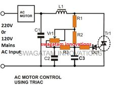 Simple Light Dimmer and Ceiling fan Regulator Switch Light Dimmer Switch, Diagram Design, Sine Wave, Electronic Engineering, Circuit Projects, Circuit Diagram, Dim Lighting, Audio System, Ceiling Fan