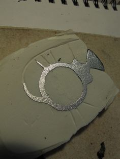How to make pewter jewelry molds — photo 1