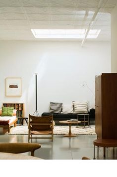 Living Room, eclectic mix