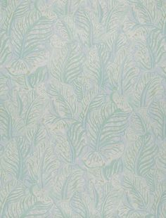Mille Feuille Wallpaper → Christopher Farr Cloth
