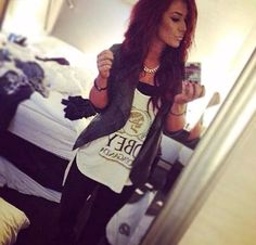 The obsession; chelsea houska, beautiful hair!