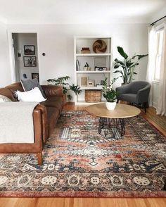 Boho Living Room, Living Room Interior, Living Room Decor, Bohemian Living, Modern Bohemian, Bohemian Style, Living Rooms, Bohemian Beach, Cozy Living