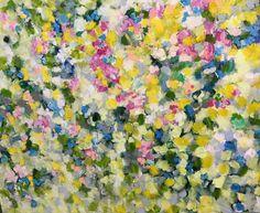 Bloemen 120x100 cmm