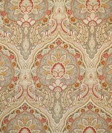 Textile Prints, Textile Patterns, Print Patterns, Textiles, Chair Fabric, Fabric Decor, Coral Fabric, Vintage Sofa, Sea Theme