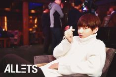 BTS for the Allets x Naver 'Let's Share The Heart' Fashion Charity Campaign [161125]