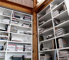 Browse BoConcept's range of modern designer Storage for the contemporary home. Bastilla, Boconcept, Bookcase, Shelves, Design, Home Decor, Shelving, Decoration Home, Room Decor