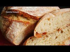 PÃO DO CHEF o Pão perfeito, com o chef Italiano Emmanuele Cucchi de SambaCooking - YouTube