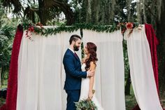 Woodsy Boho Wedding at The Winter Park Farmers' Market & Mead Garden | Orlando Wedding Photographer