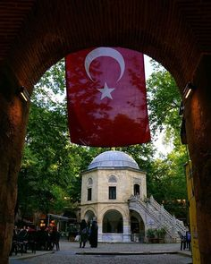 Bursa / Koza Han Fotoğrafı gönderen: Fatih Bayçora Republic Of Turkey, Perspective Drawing, City Landscape, Cappadocia, Beautiful Places To Visit, Vacation Destinations, Istanbul, Stuff To Do, Asia