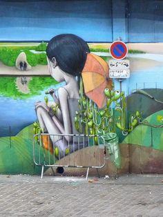 By Seth - Dem189 - Lek - Grin - Cekis http://www.flickr.com/photos/vitostreet/6416796059/in/photostream