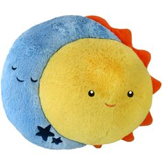Squishable Sun and Moon: An Adorable Fuzzy Plush to Snurfle and Squeeze!
