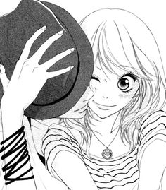 Yoshioka y Touma <3 Manga Ao Haru Ride