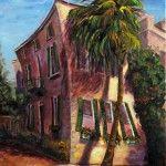 S.N.O.B. 18x24 oil by Charleston artist Jennifer Koach  www.jenniferkoachart.com