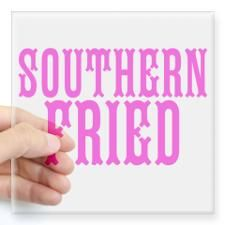 Southern Fried Sticker for
