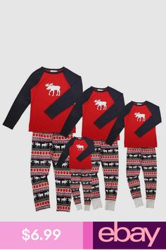 e45d06a599 Up To 62% Off on Holiday Bear Family Pajama Set