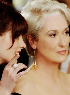 The Devil Wears Prada-i love meryl streeps hair cut