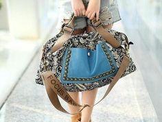EHBG Ethnic Style Shoulder Bags