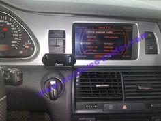 Audi Q7, Parrot MKi9100