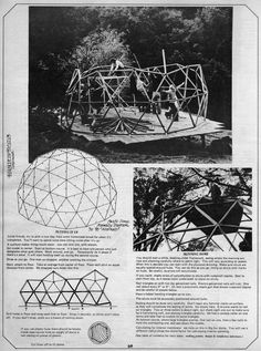 How to Build Your Own Geodesic Dome