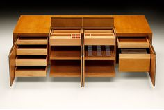 """""""Tresserra Collection, a line of astonishingly beautiful and incredibly well-crafted furniture by designer Jaume Tresserra http://www.tresserra.com/ whose commitment to hand craftsmanship and the use of high quality materials has resulted in pieces that are not only extremely functional, but also lovely to look at."""""""