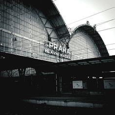 www.haveit.cz Praha hlavní nádraží | Prague Main Train Station ve městě Praha, Hlavní město Praha