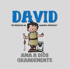 """Estudio de DAVID para Niños """"Su historia es nuestra historia"""" AMA A DIOS GRANDEMENTE. #ADG #AmaADiosGrandemente #LGG #ComunidadADG #Davidninos #ADGdevocionalninos #ADGninos #Estudiobiblicoenlinea #NADG"""