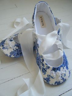 Delft Ballet Shoes