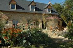 Normandië. Sfeervol en betaalbaar vakantiehuis voor 5 pers + 1 baby -Esprit du Bocage.