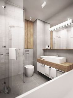 Bathroom faucet: see models and proposals to get inspired - Home Fashion Trend Bathroom Design Small, Bathroom Interior Design, Modern Bathroom, Master Bathroom, Big Bathrooms, Amazing Bathrooms, Bathroom Assessories, Hotel Room Design, Bathroom Styling