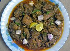 Kuttanadan tharavu curry..  Yummilicious!!