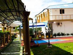 Naz-Inn Hotel in Les Cayes, Haiti.