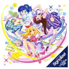 Aikatsu! OP & ED Single - Signalize!