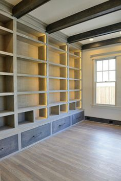 7 1/2 Street transitional home office