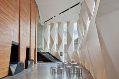 Roberto Cantoral Cultural Center / Broissin Architects,© Paul Rivera