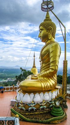 The Tiger Cave Temple, Krabi, Thailand - 1,237 Steps to the Top